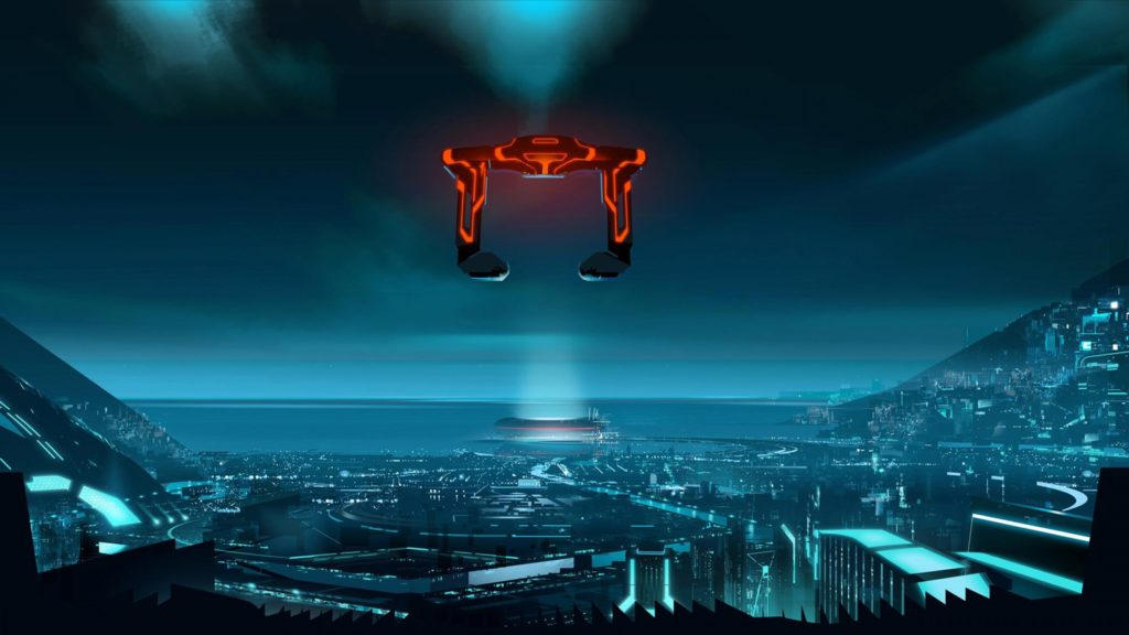 Tron: Uprising Background