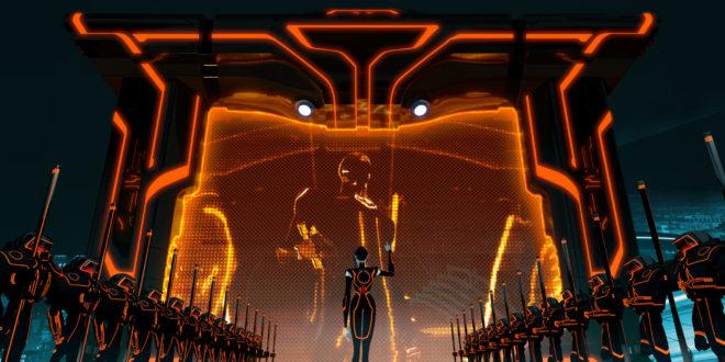 Tron: Uprising Backgrounds