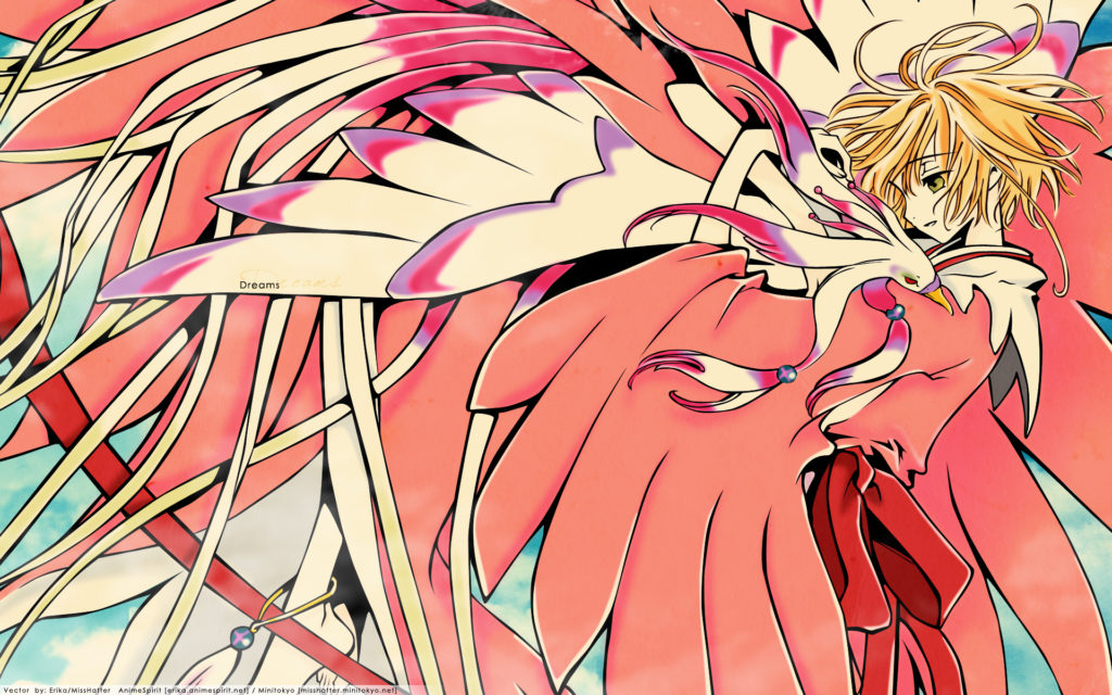 Tsubasa: Reservoir Chronicle Widescreen Wallpaper
