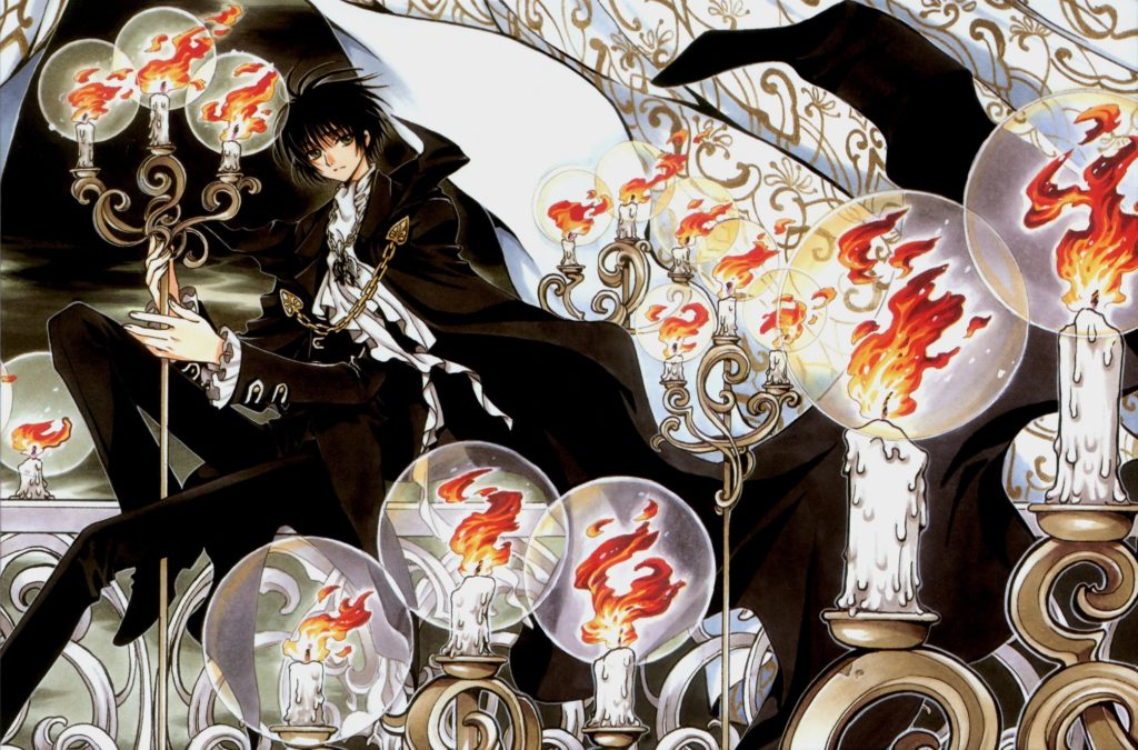 Tsubasa: Reservoir Chronicle Wallpaper