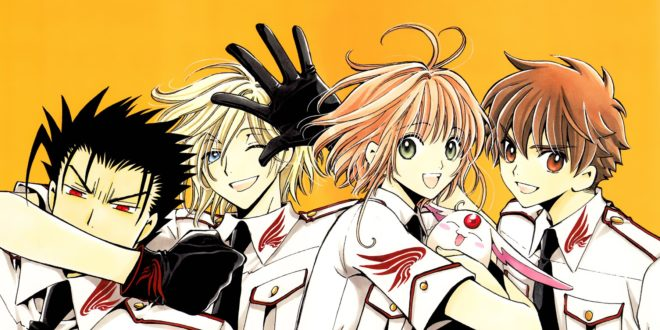 Tsubasa Reservoir Chronicle Wallpapers Pictures Images