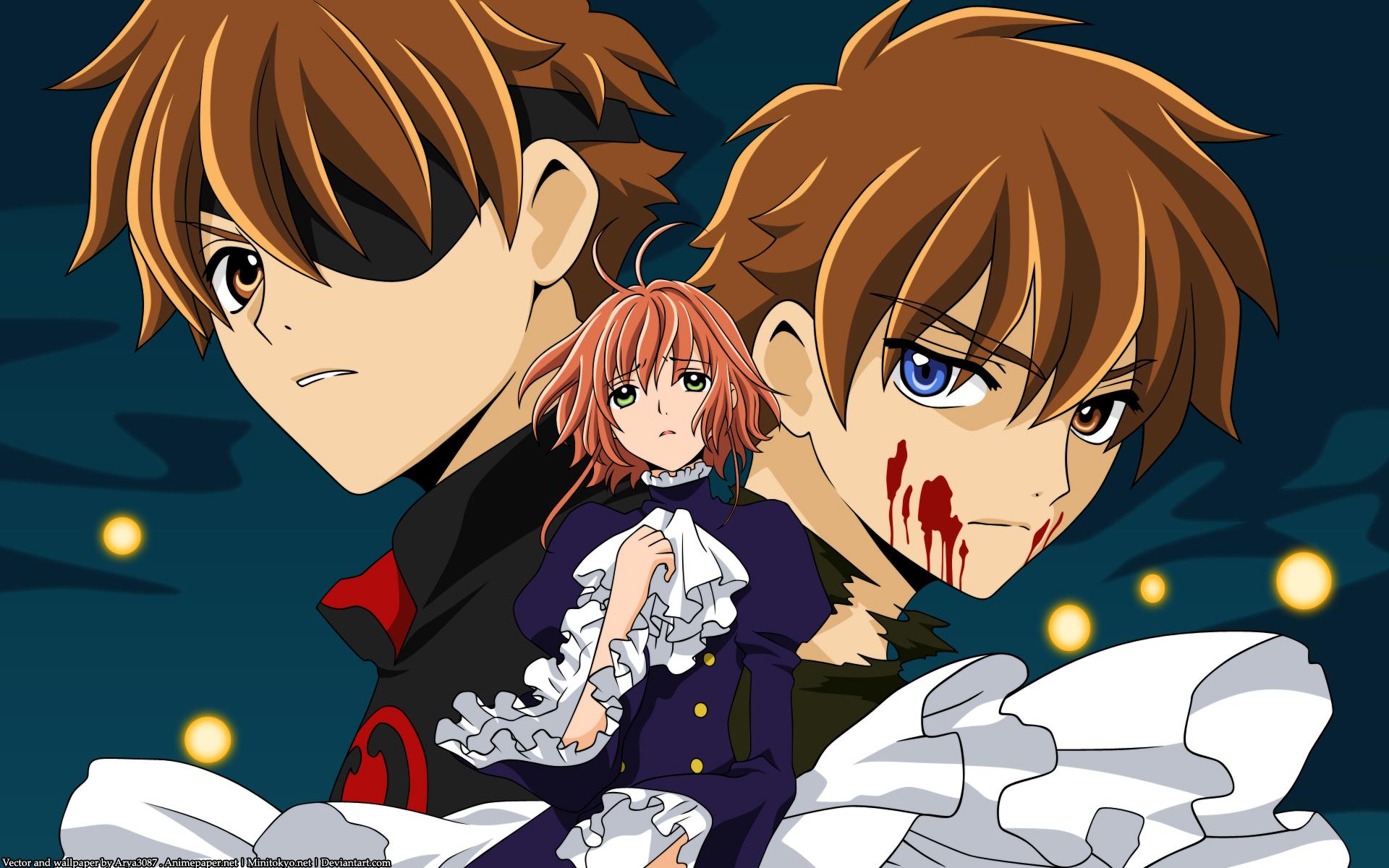 Li Syaoran (TRC) - Tsubasa: RESERVoir CHRoNiCLE - Zerochan Anime Image Board