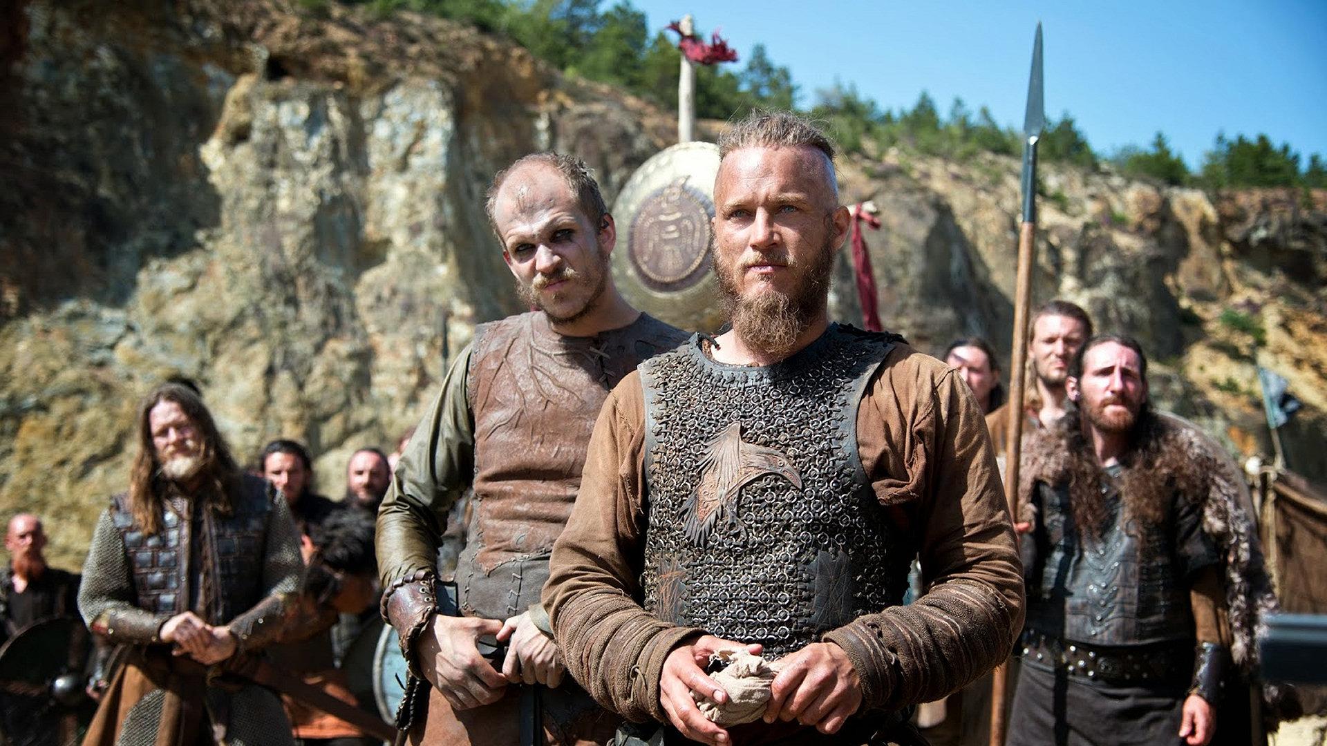 Vikings Full HD Wallpaper
