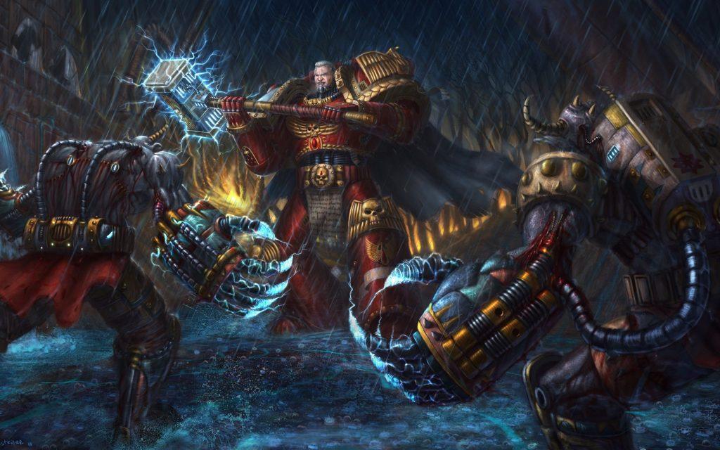 Warhammer 40K Wallpaper