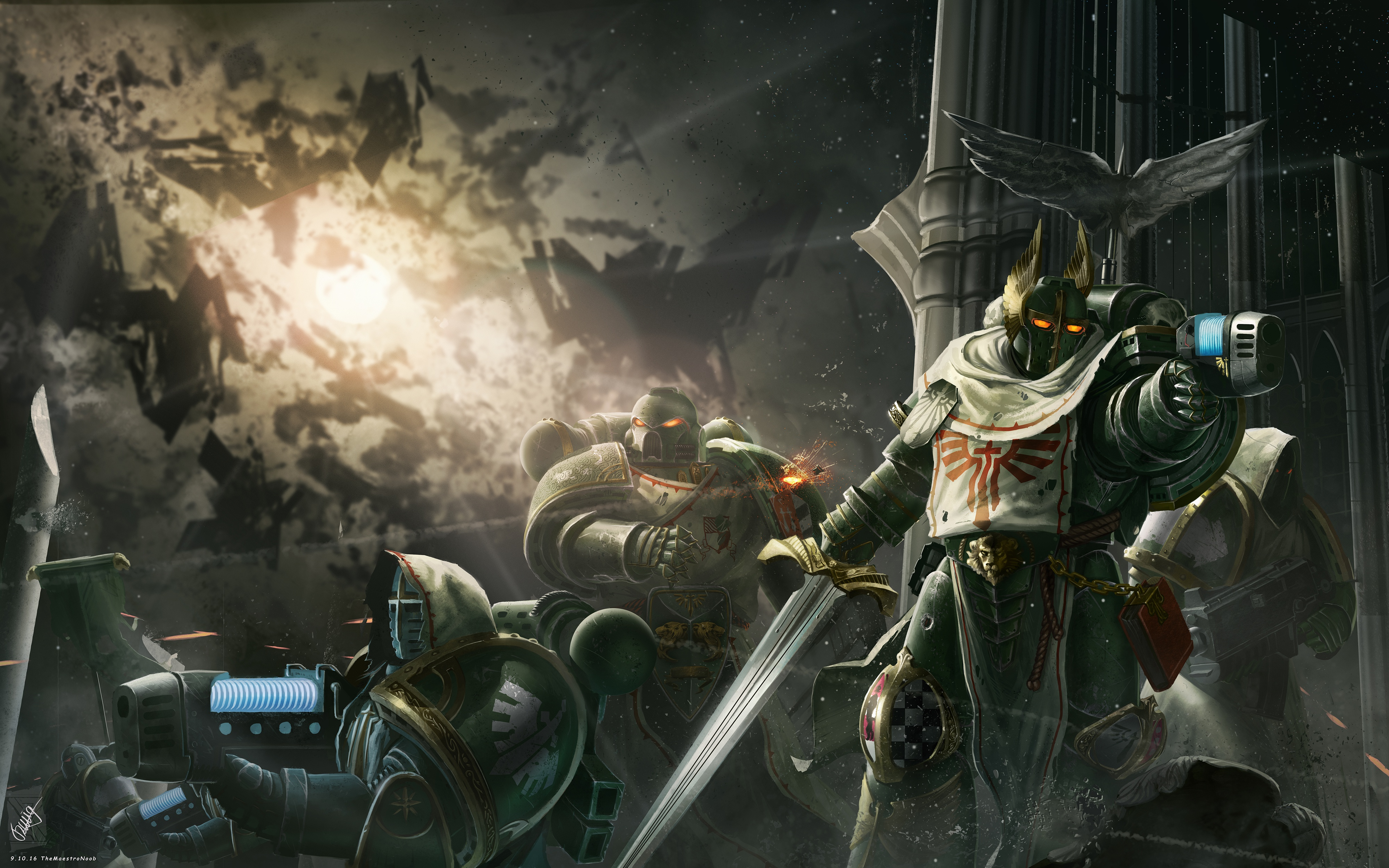 warhammer 40k wallpapers pictures images