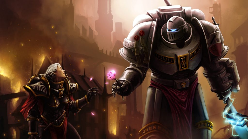 Warhammer 40K Full HD Wallpaper