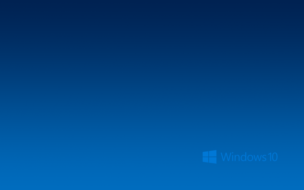 Windows 10 Widescreen Background