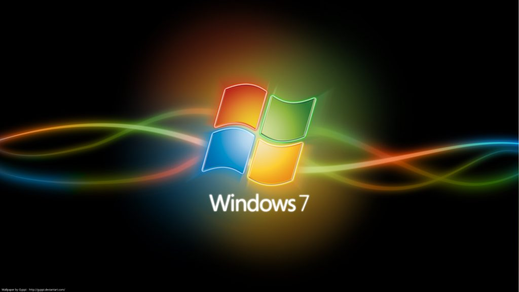 Windows 7 Full HD Wallpaper