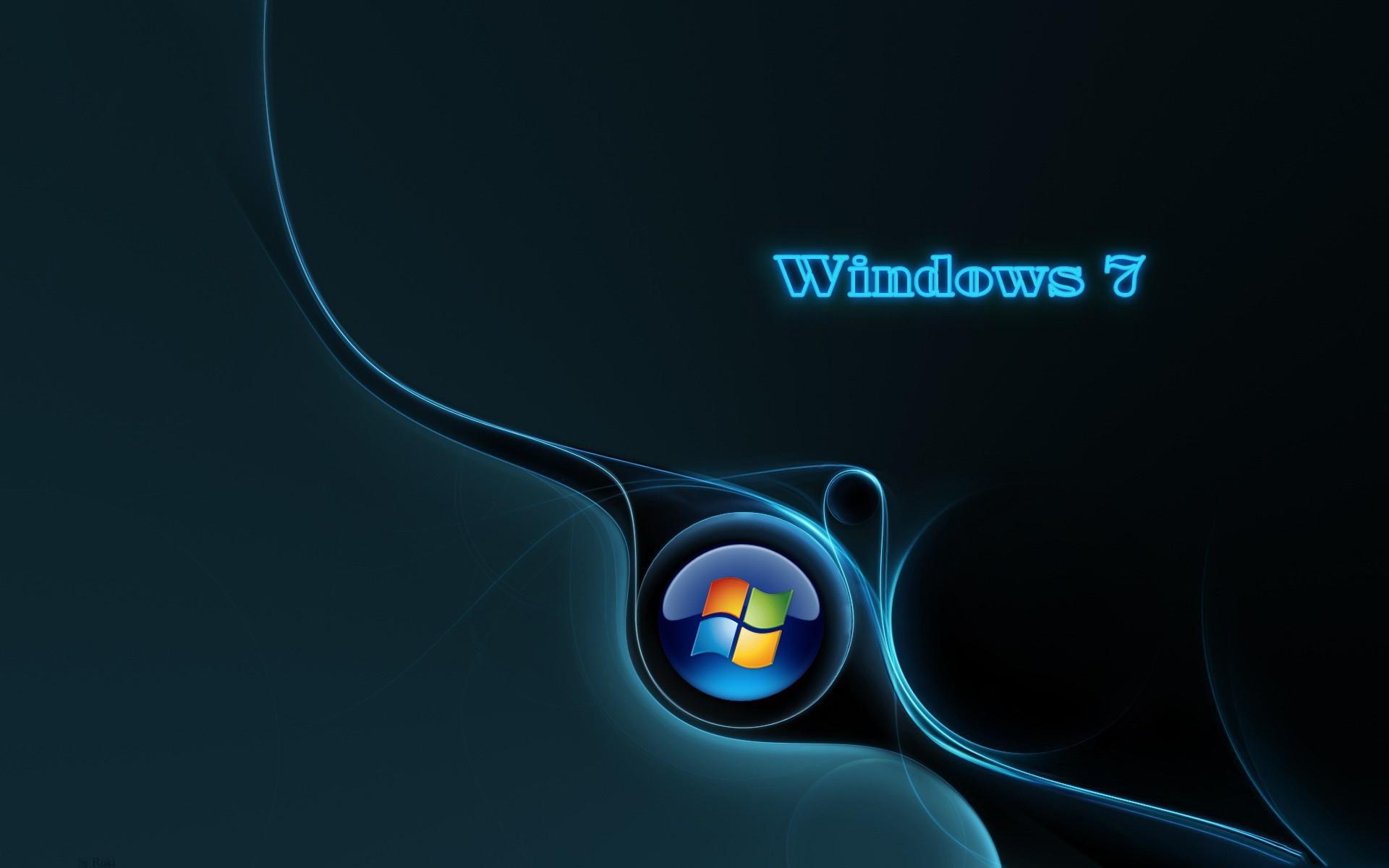 Windows 7 Widescreen Wallpaper