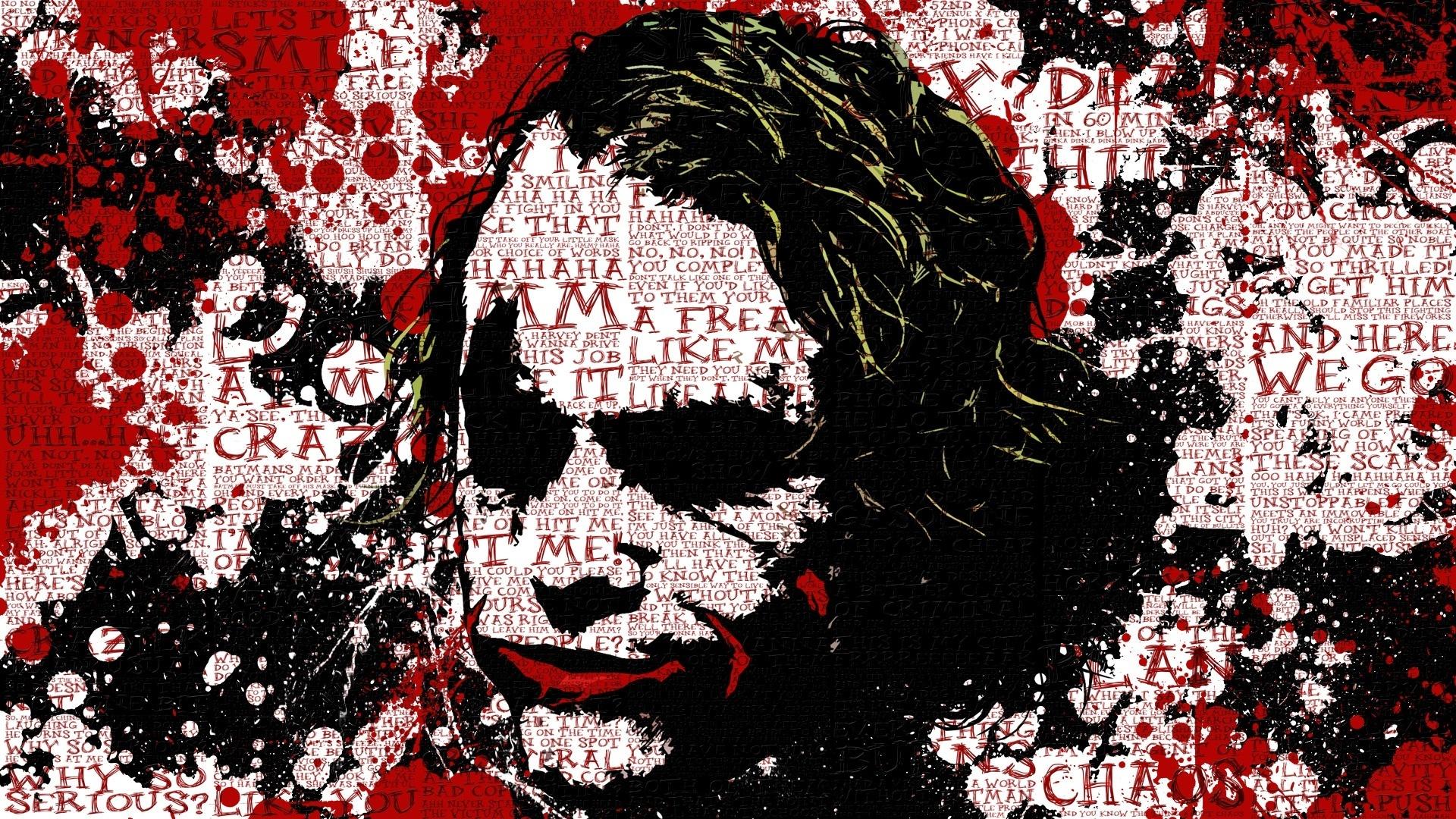 Hd wallpaper of joker - Word Full Hd Wallpaper