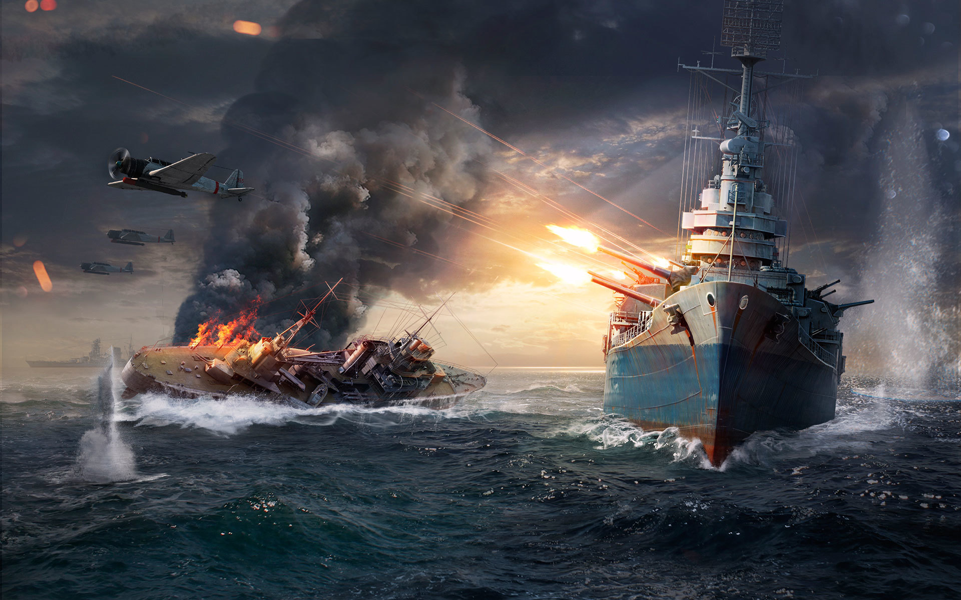 World Of Warships Wallpapers, Pictures, Images