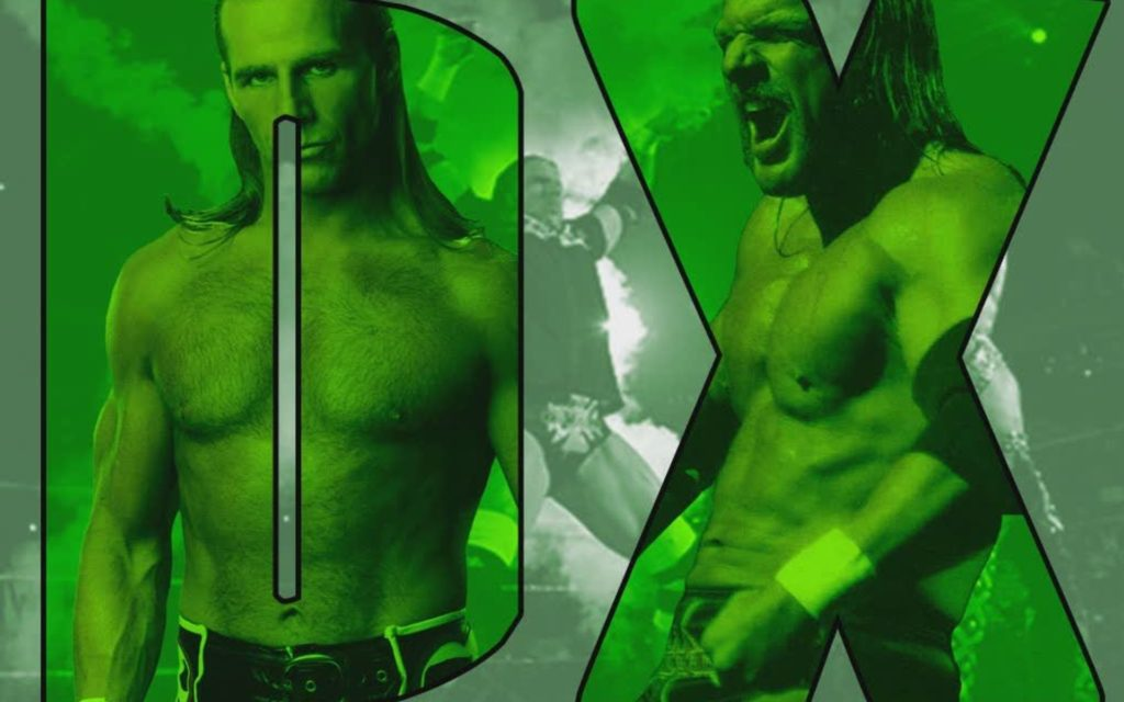 WWE Widescreen Background