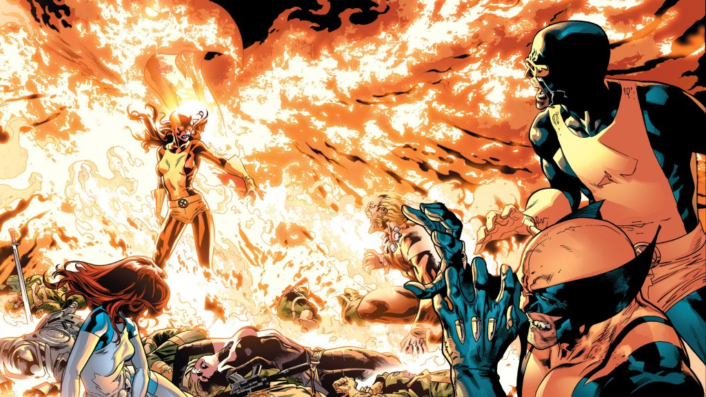X-Men 4K UHD Wallpaper