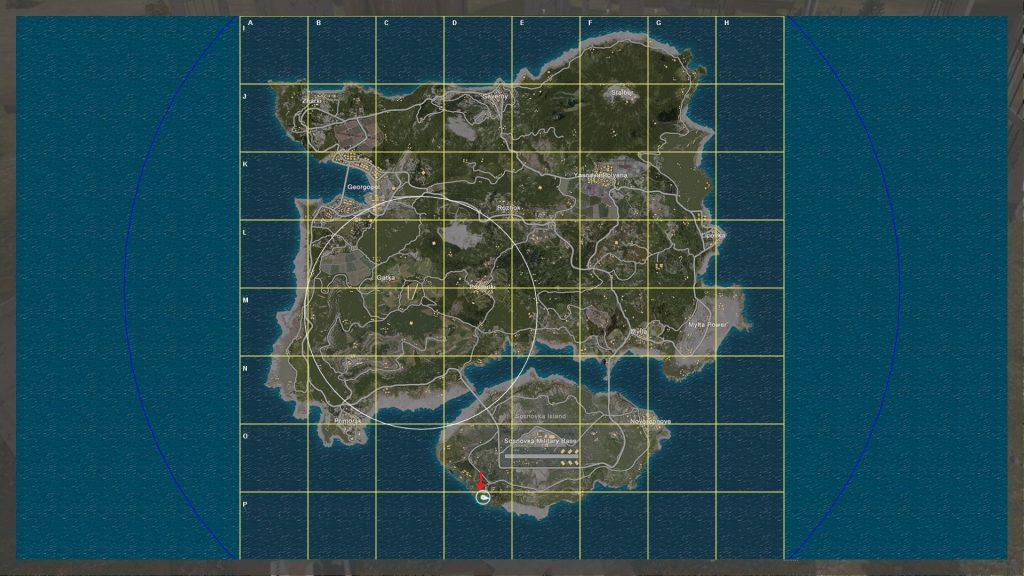 PLAYERUNKNOWN'S BATTLEGROUNDS Maps & Loot Maps 1920x1080