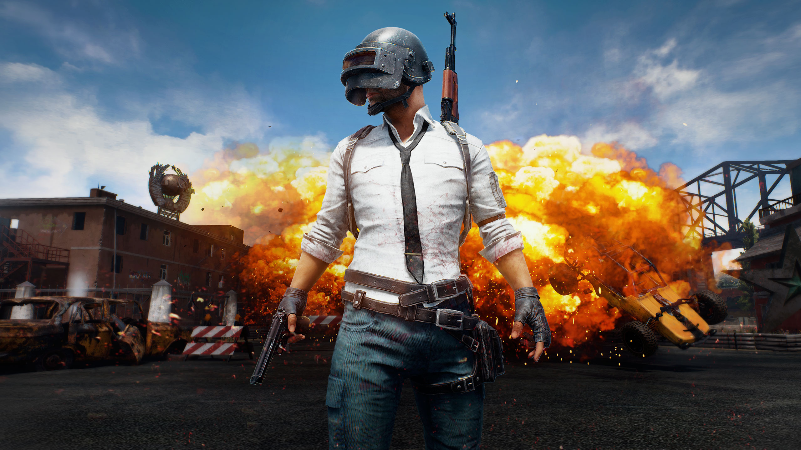PLAYERUNKNOWN'S BATTLEGROUNDS Wallpaper 2560x1440