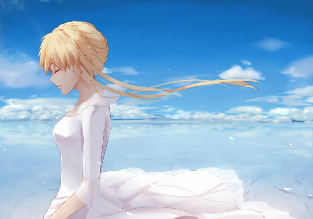 Aldnoah.Zero Background