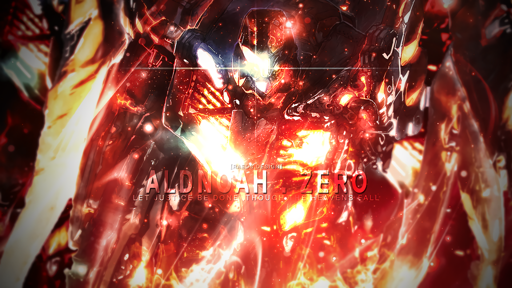 Aldnoah.Zero Full HD Background