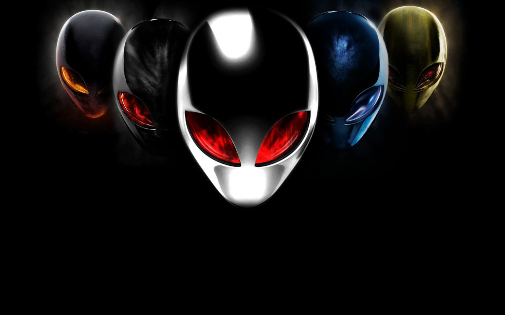 Alienware HD Widescreen Wallpaper