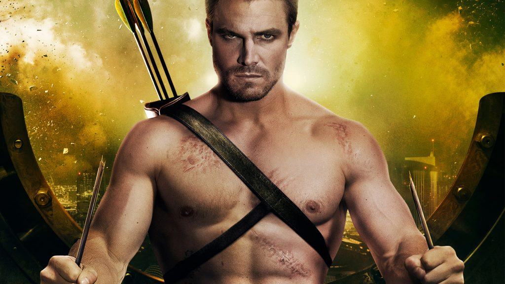 Arrow Full HD Background