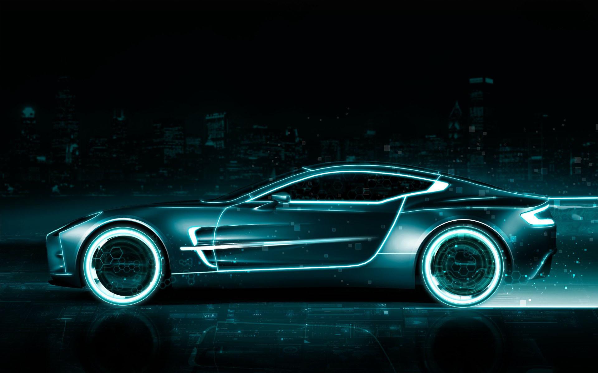 Aston Martin Widescreen Wallpaper