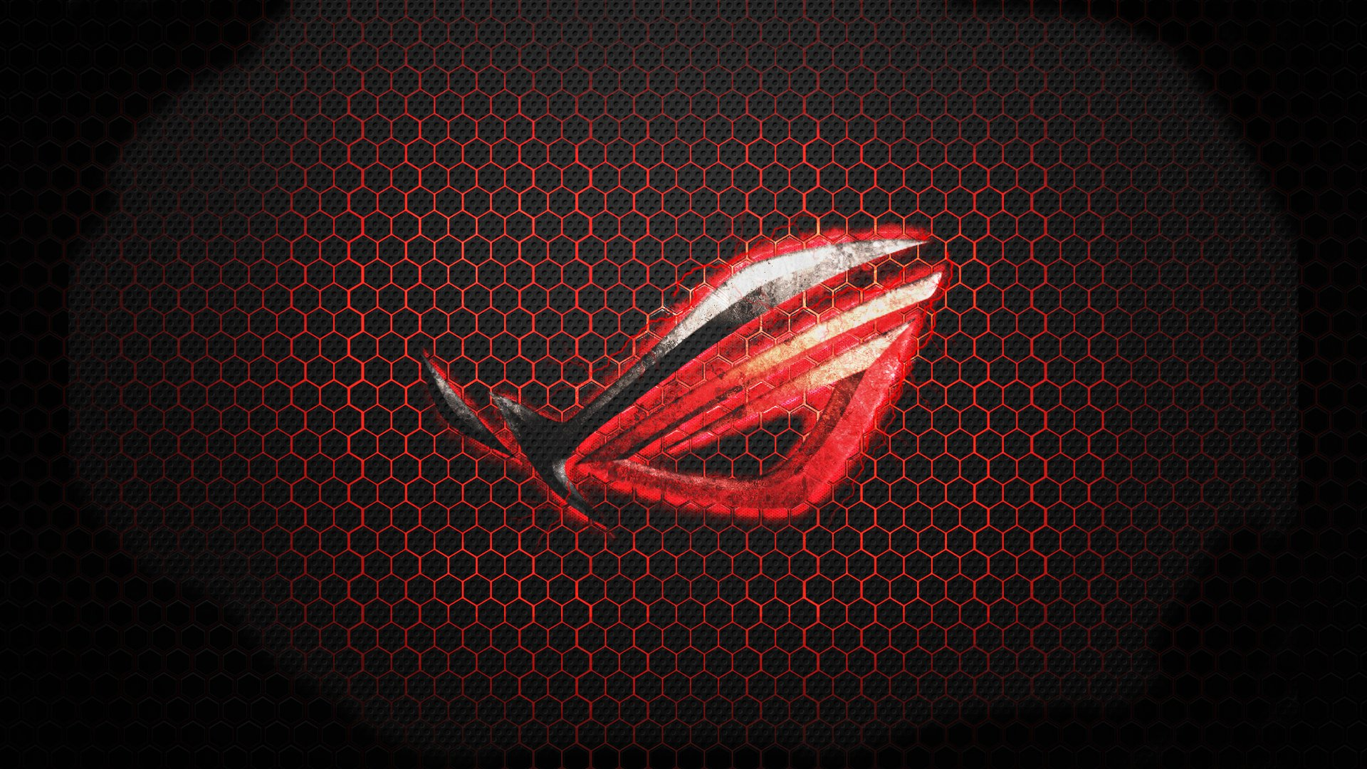 Red Asus Wallpaper: Asus HD Wallpapers, Pictures, Images