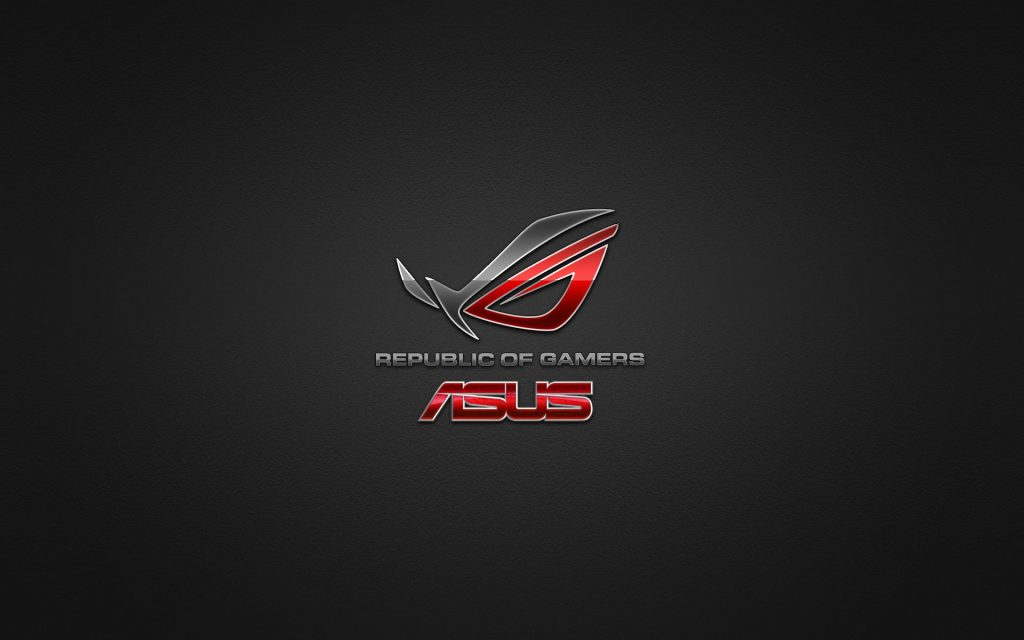 Asus Widescreen Background