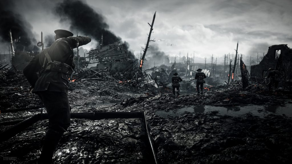 Battlefield 1 Background