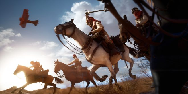 Battlefield 1 Backgrounds