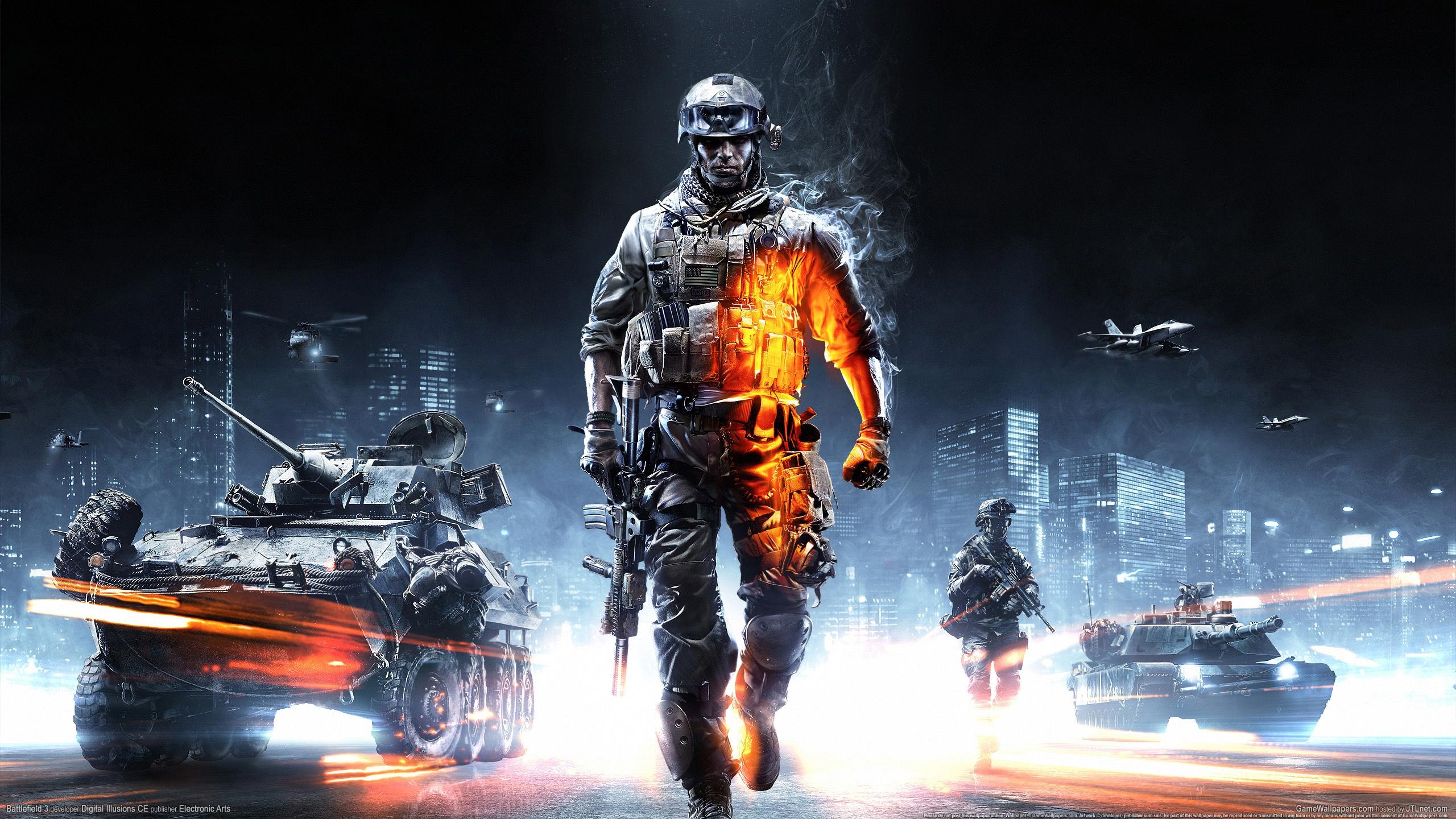 Battlefield 3 Wallpaper HD desktop wallpaper : Widescreen : High ...