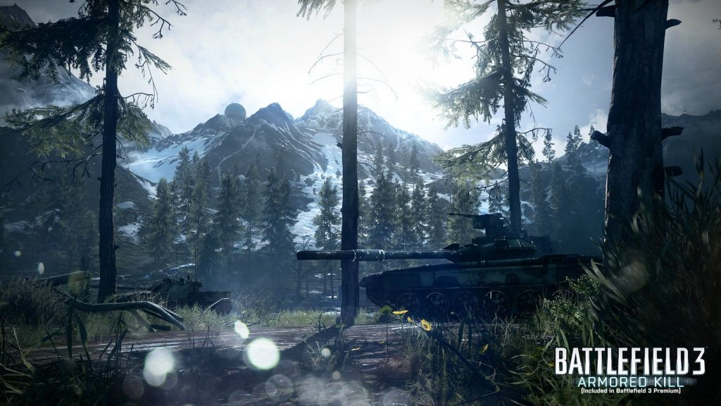 Battlefield 3 Full HD Wallpaper