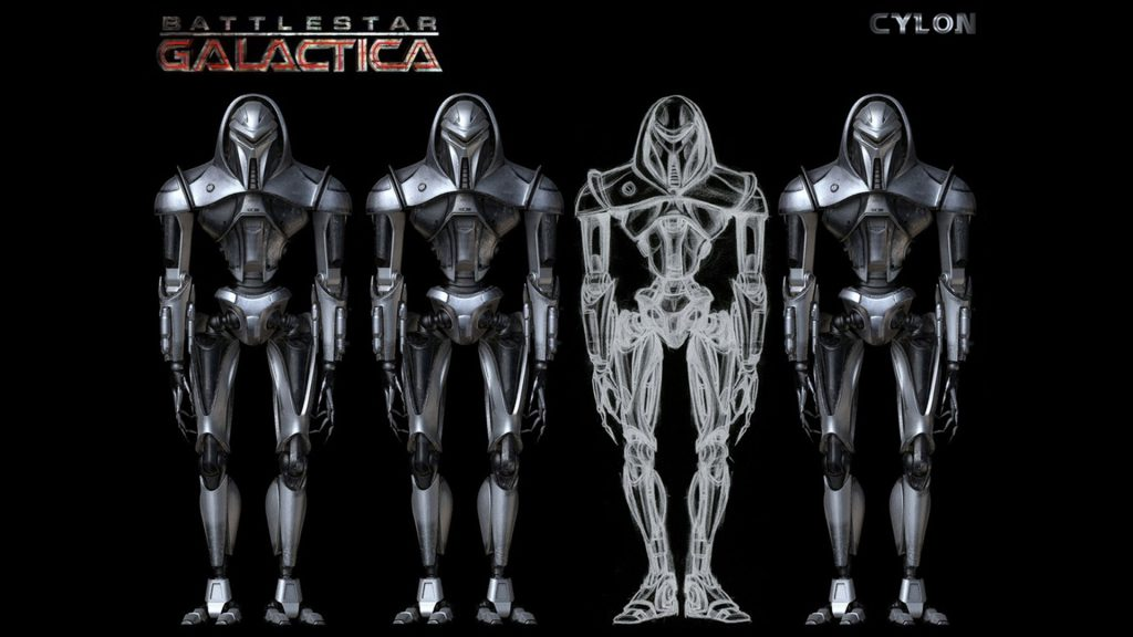 Battlestar Galactica (2003) Full HD Wallpaper