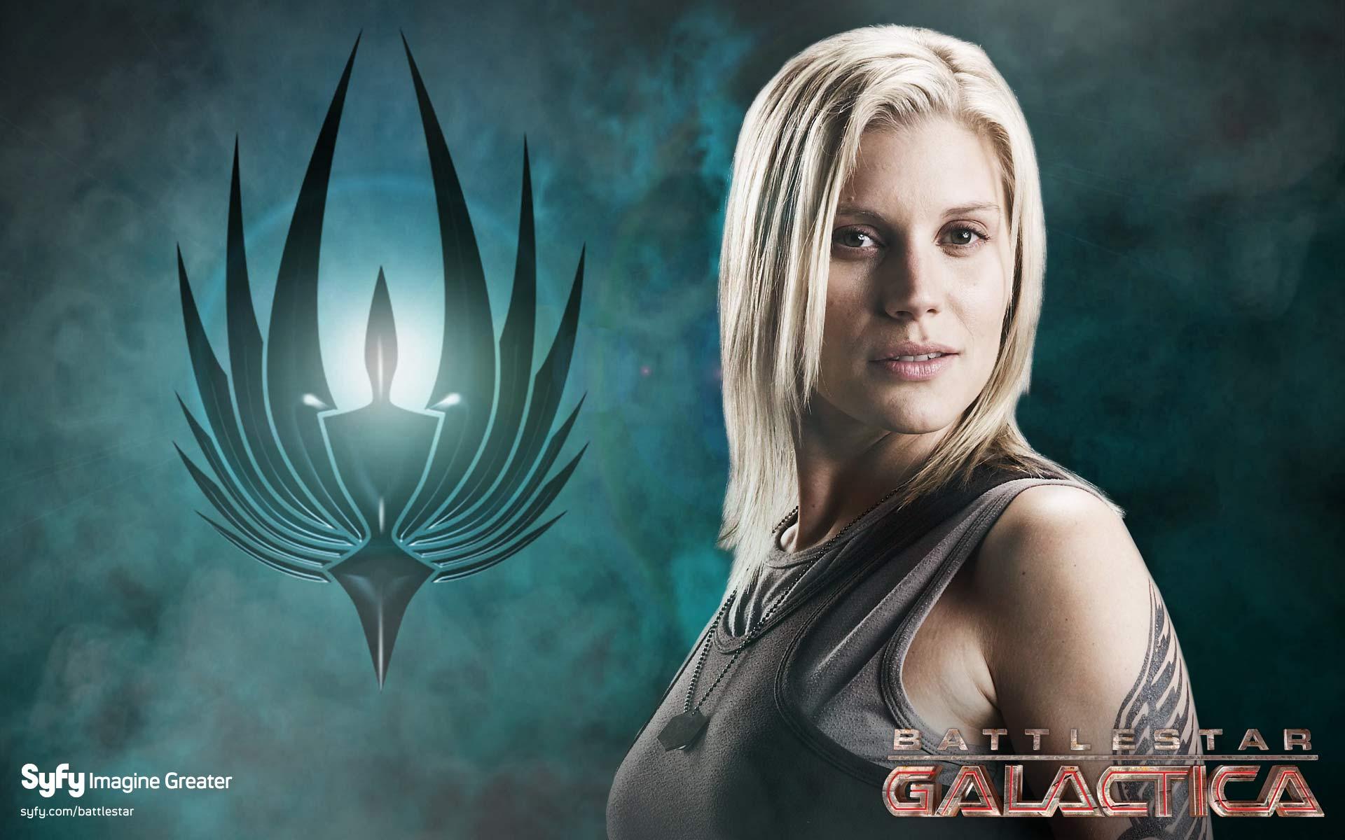 Battlestar Galactica 2003 Widescreen Wallpaper