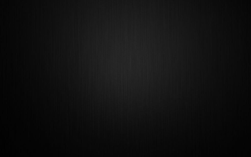 Black Widescreen Wallpaper