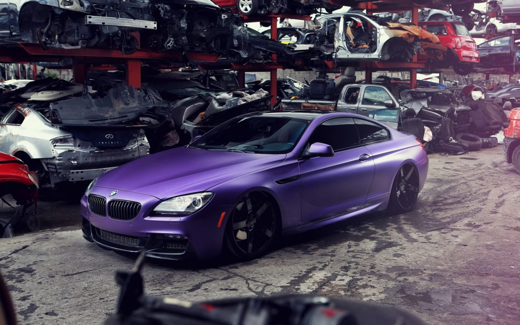 BMW M6 4K Ultra HD Wallpaper