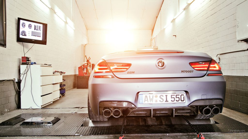 BMW M6 Full HD Wallpaper