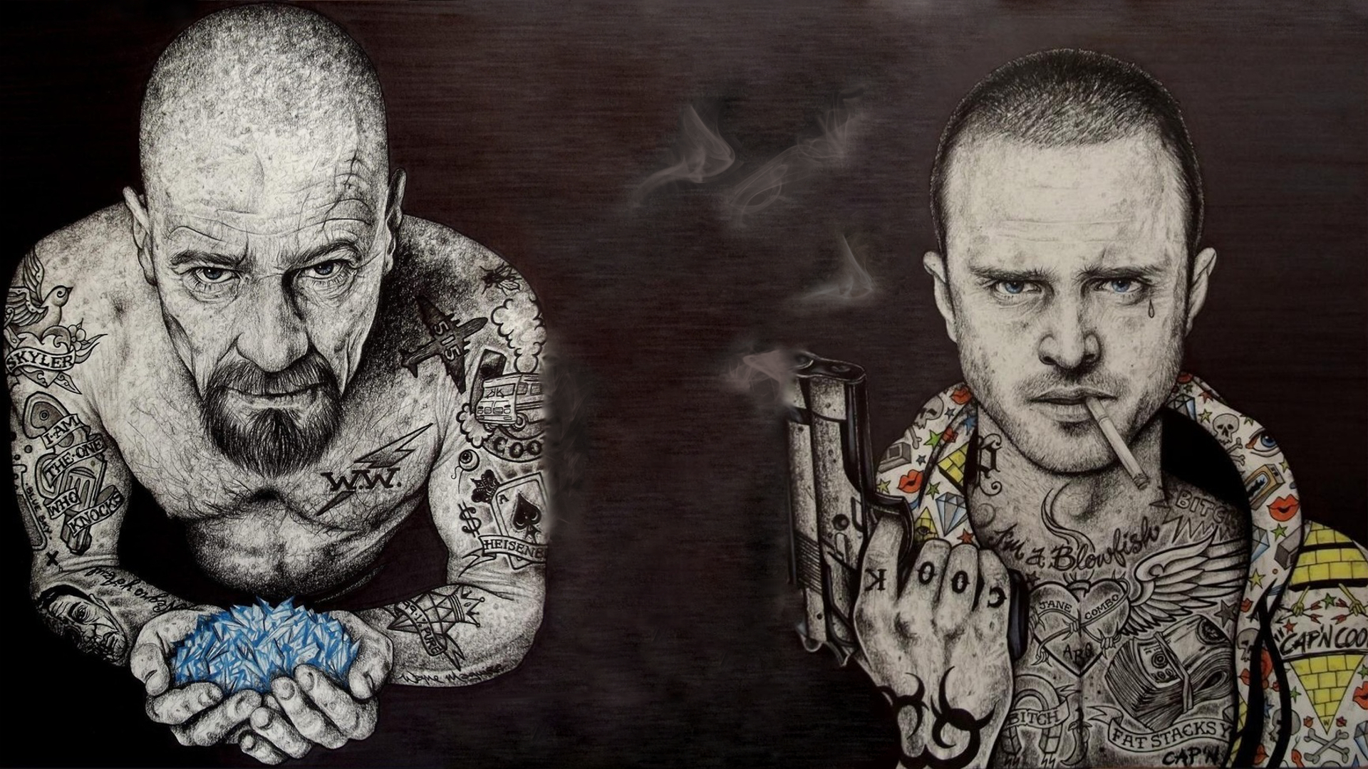 Breaking Bad Hd Wallpapers Pictures Images