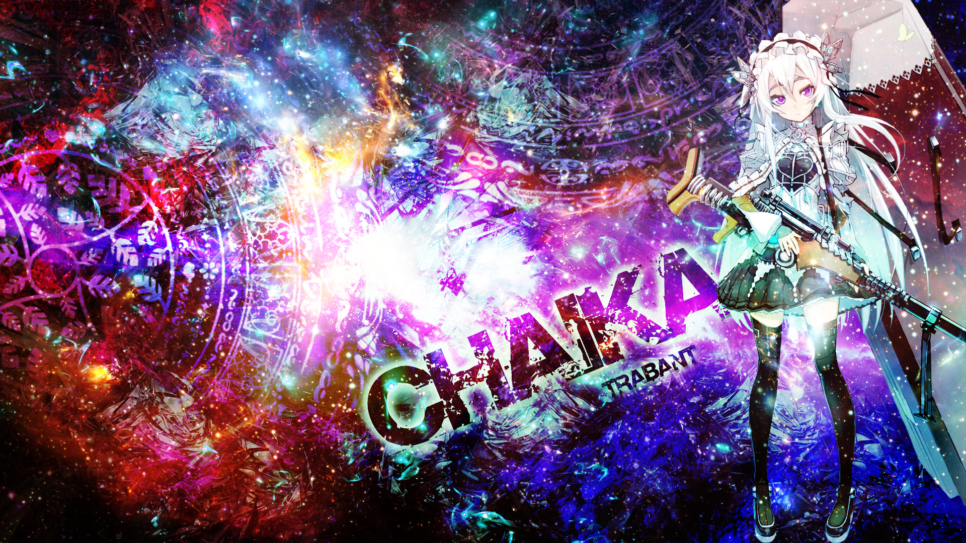 Chaika -The Coffin Princess- Wallpapers, Pictures, Images