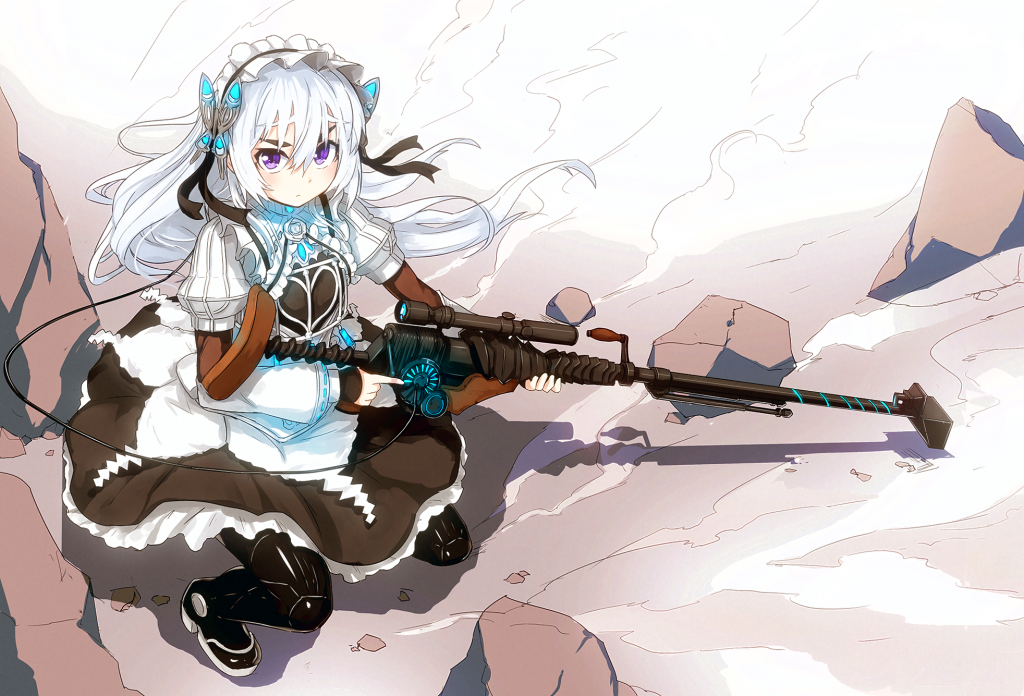 Chaika -The Coffin Princess- Wallpaper