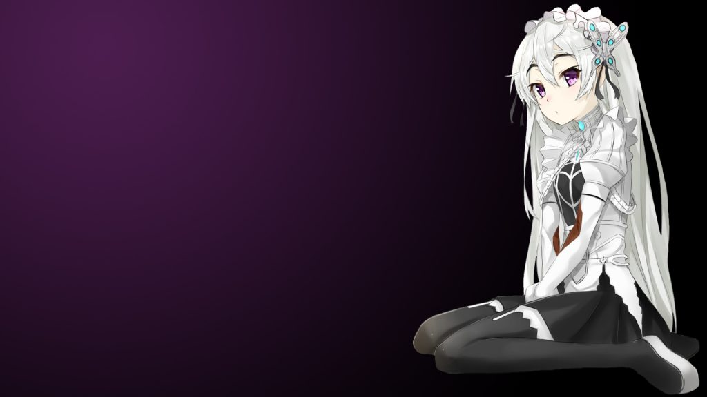 Chaika -The Coffin Princess- Full HD Wallpaper