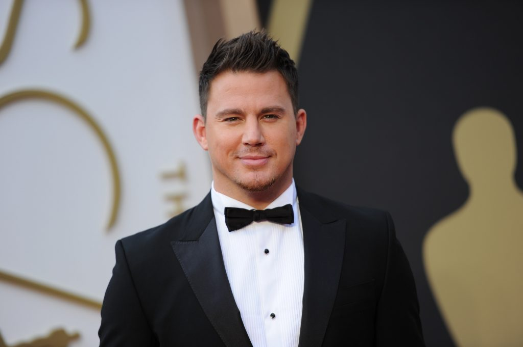 Channing Tatum Wallpaper
