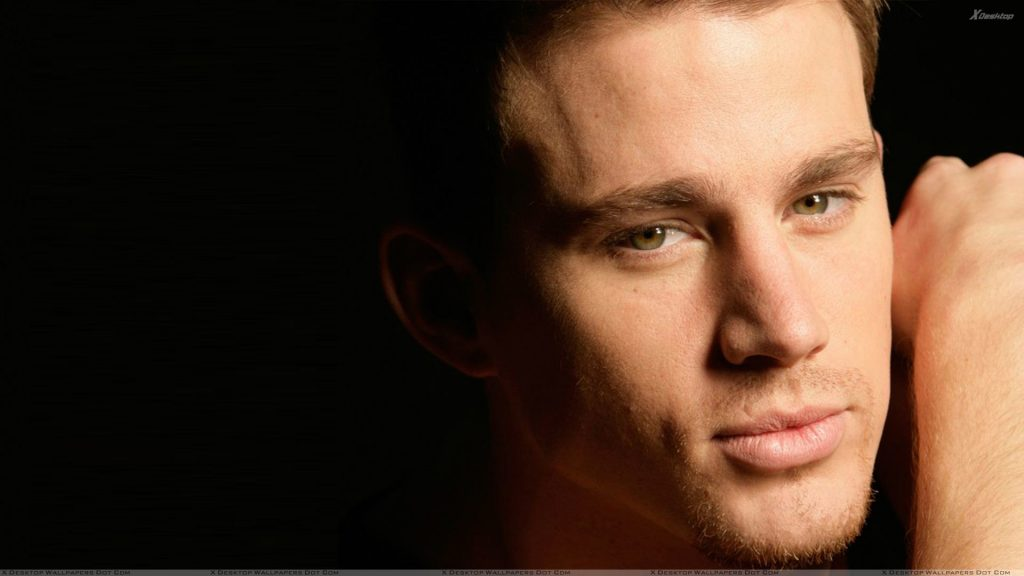 Channing Tatum Full HD Wallpaper