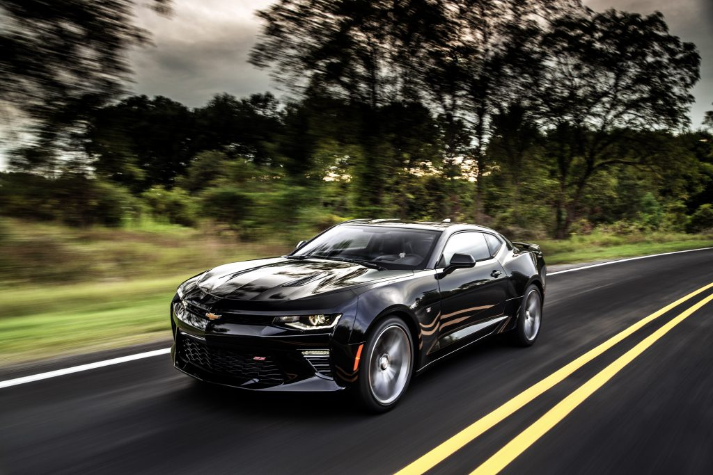Chevrolet Camaro SS Wallpaper
