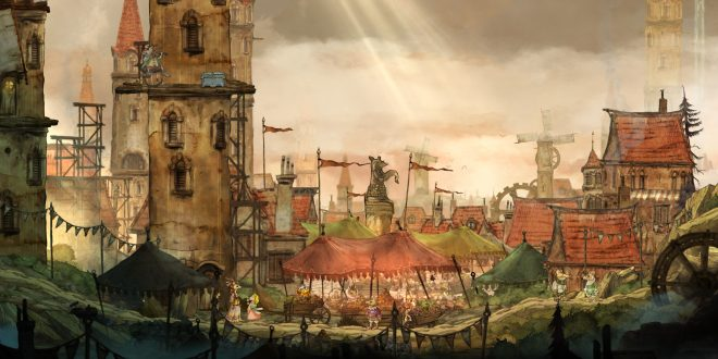 Child Of Light Wallpapers