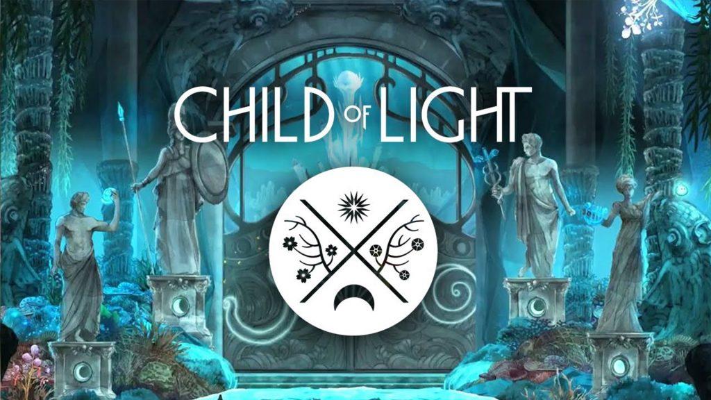 Child Of Light Full HD Wallpaper