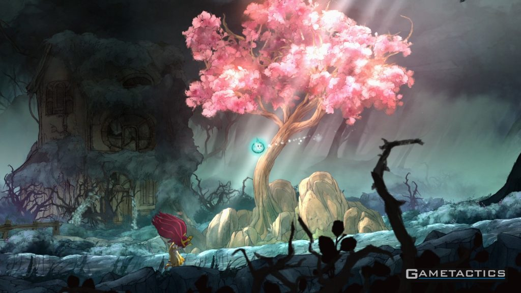 Child Of Light Full HD Wallpaper