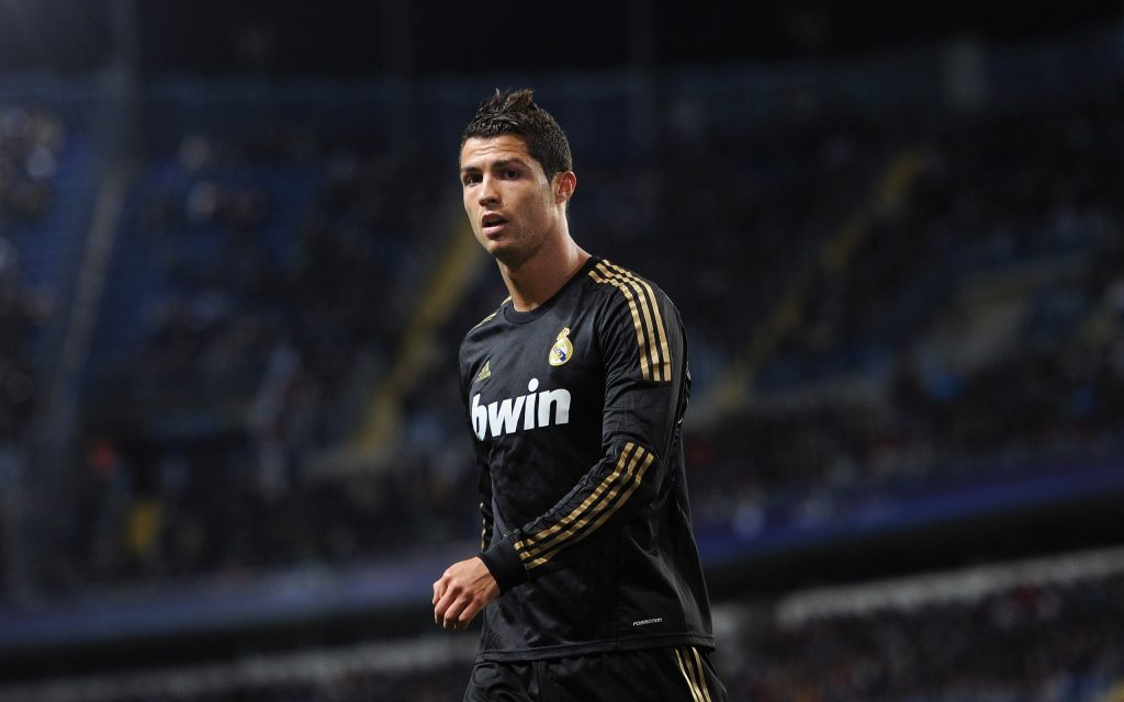 Cristiano Ronaldo Widescreen Background