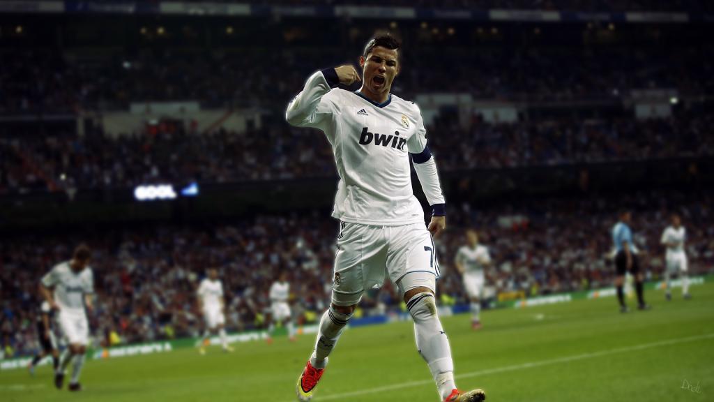 Cristiano Ronaldo Full HD Background
