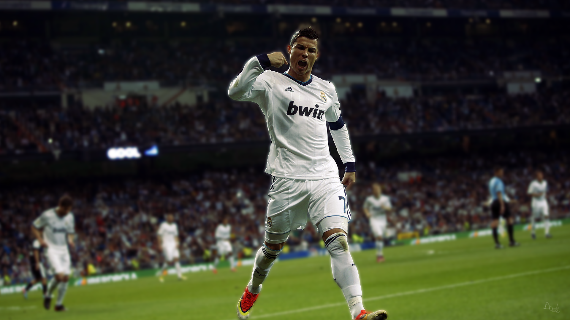 Cristiano Ronaldo Portugal Hd Wallpapers Desktop And: Cristiano Ronaldo Backgrounds, Pictures, Images