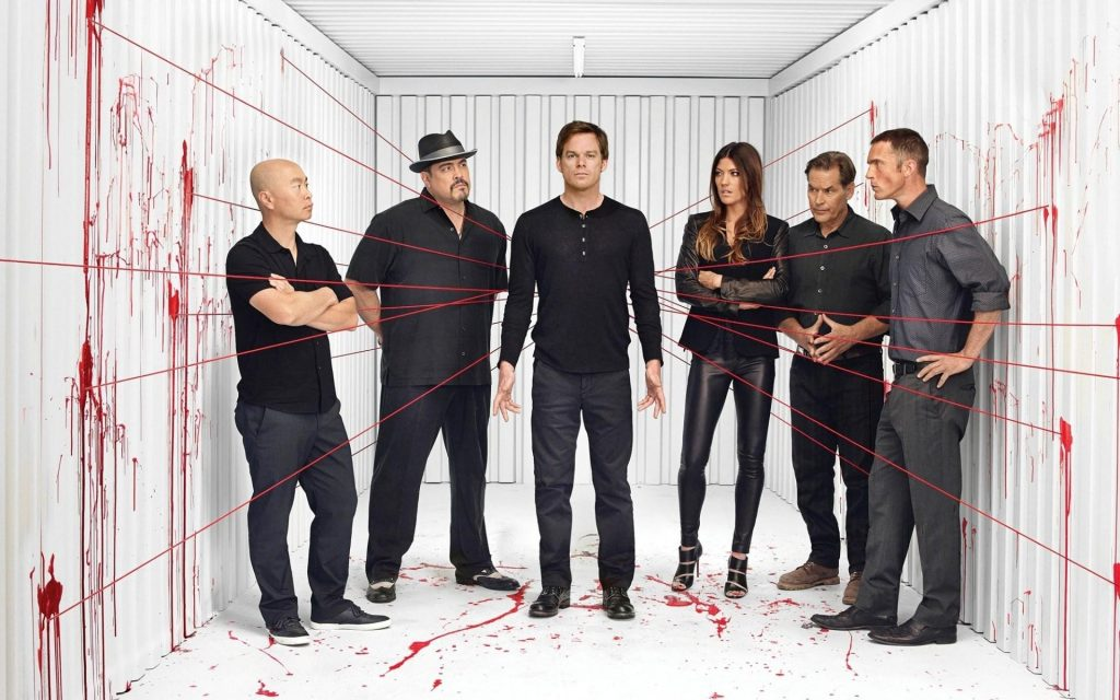 Dexter Widescreen Wallpaper