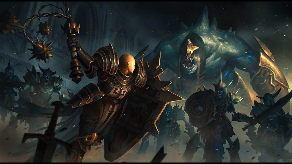 Diablo III: Reaper Of Souls Full HD Wallpaper